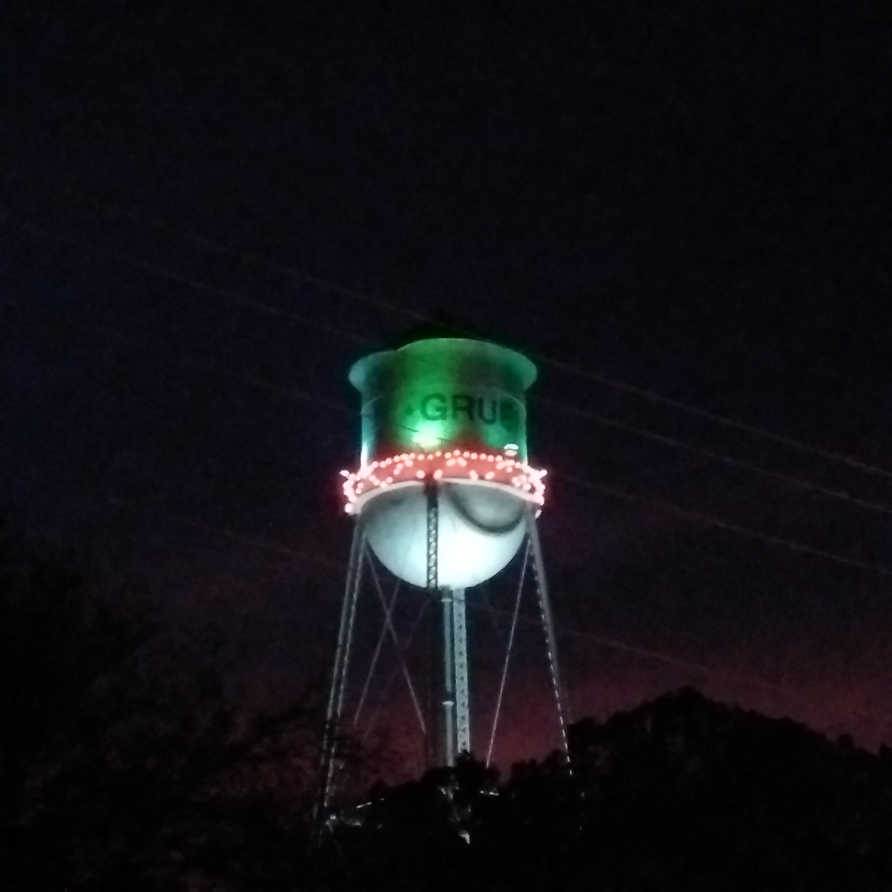 Christmas time is special in Gruene.