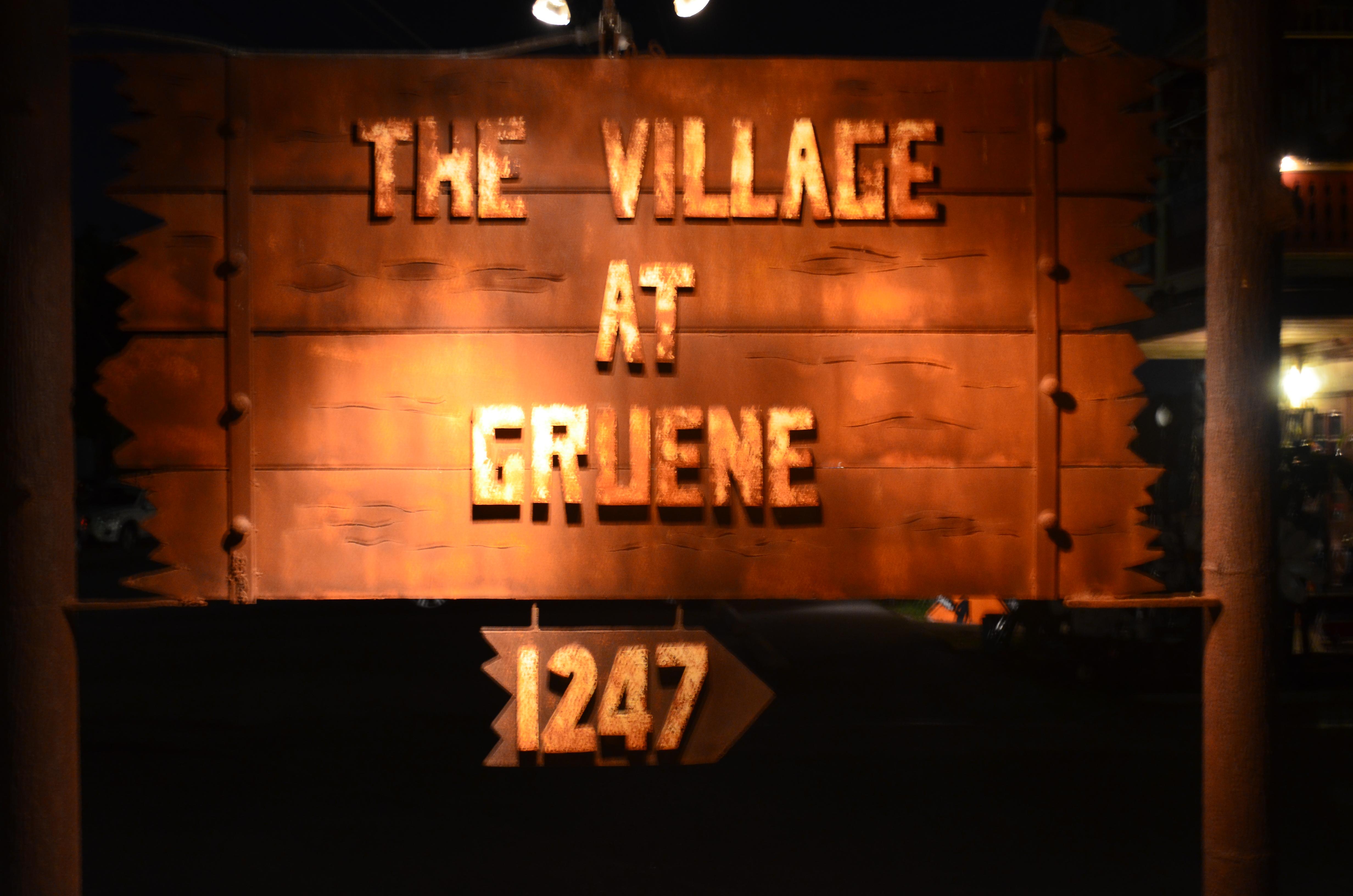 The Village at Gruene Condominiums.